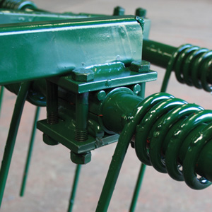 Mount Arm Tine Clamp